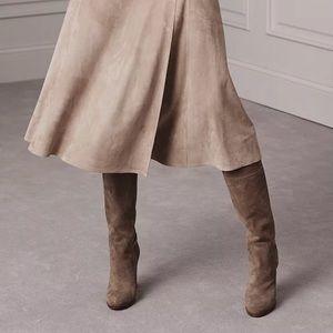 Ralph Lauren collection 39.5 B boots. EUC.